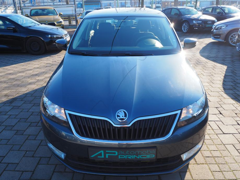 Škoda Rapid Spaceback 1.4TDI Ambition