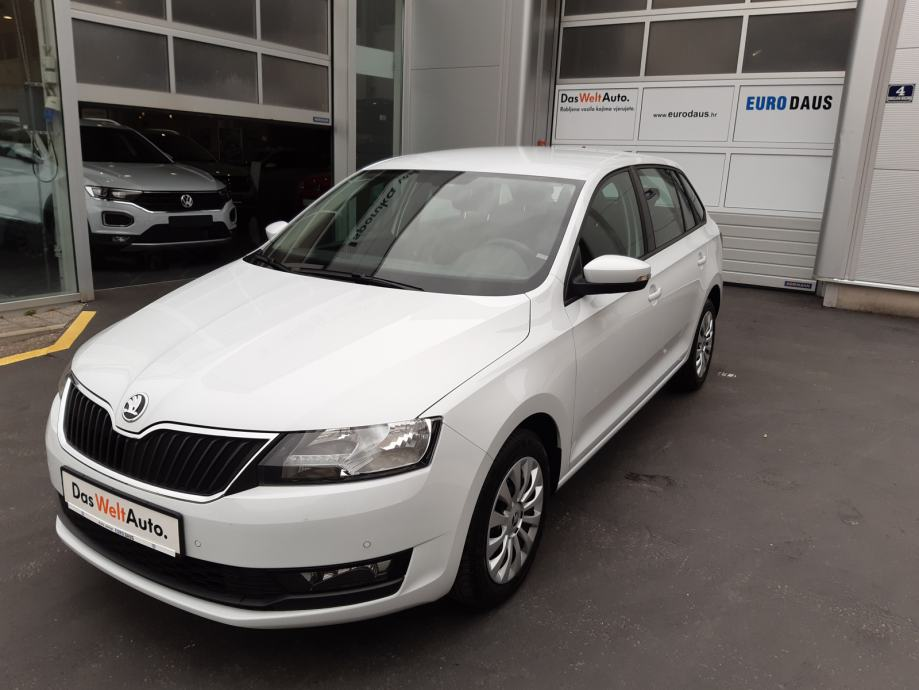 Škoda Rapid Spaceback 1,0 TSI DSG Ambition