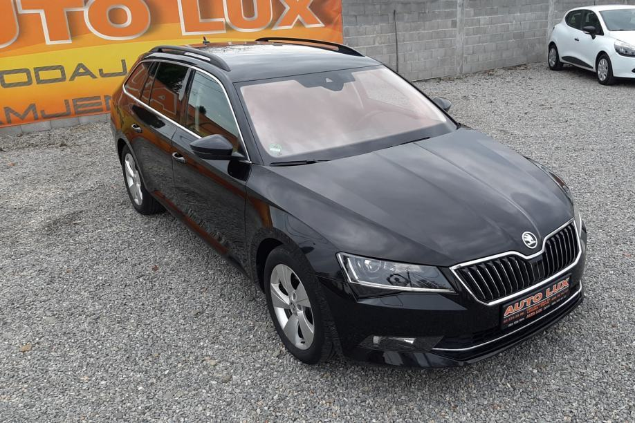 ŠKODA SUPERB 2.0 TDI  2018.