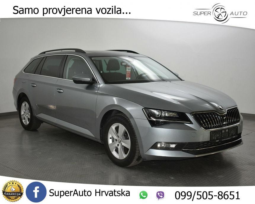 Škoda Superb Com 2.0TDI Ambit 4x4 PANO+NAVI+XEN