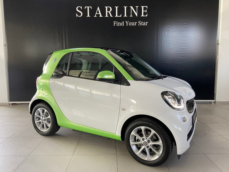 Smart EQ fortwo coupe 41KW PRIME TWINAMIC