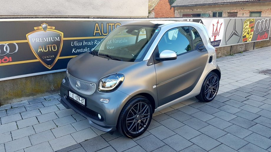 SMART For Two BRABUS PAKET*AUTOMATIC*NAVIGACIJA*