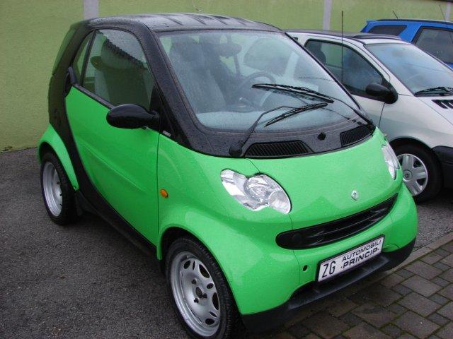 Smart fortwo coupe cdi  automatik