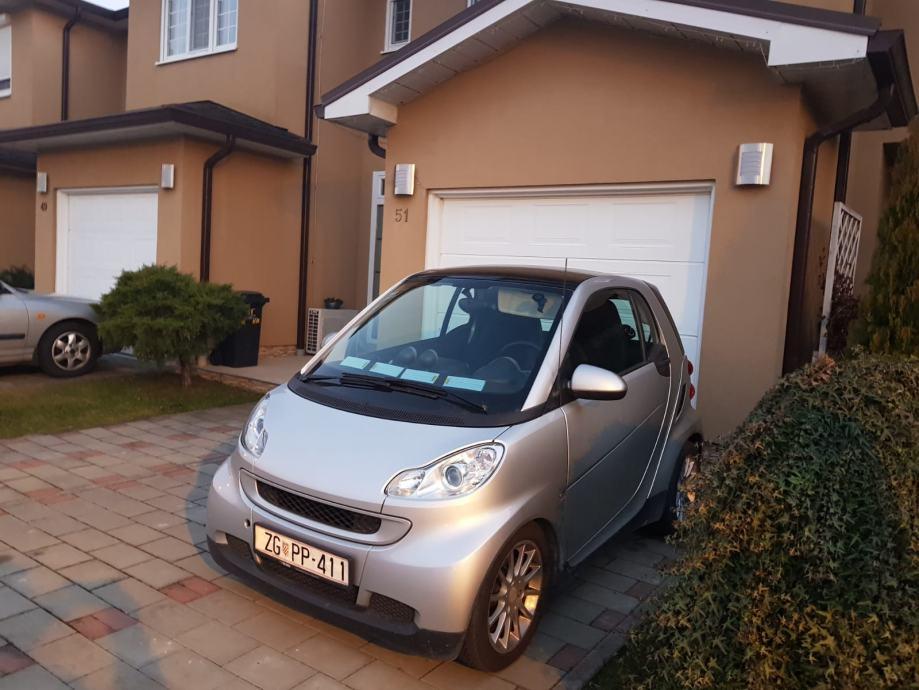 Smart fortwo coupe Elektric automatik