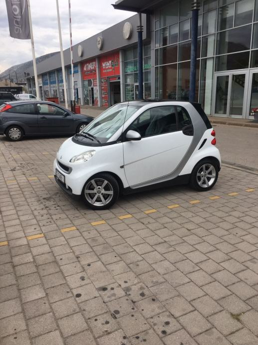 Smart fortwo coupe automatik / u sustavu PDV-a / JOŠ 2 KOMADA!
