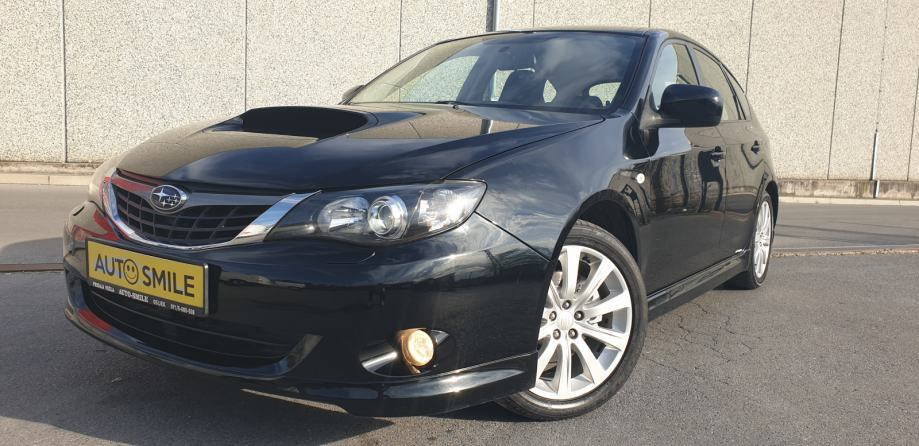Subaru Impreza 2,0 D 4X4, XENON, PDC, ALU, SERVISNA...