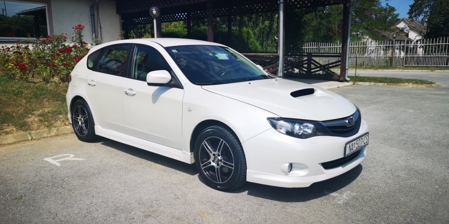 Subaru Impreza 2,0 D Sport 4Q ->AKCIJA