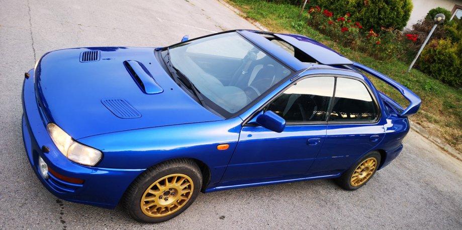 Subaru Impreza 2.0 Turbo GT
