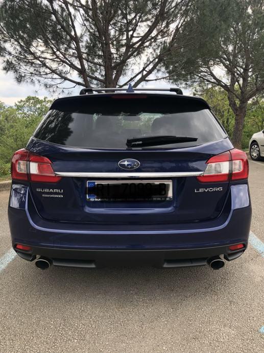 Subaru Levorg 1,6 GT