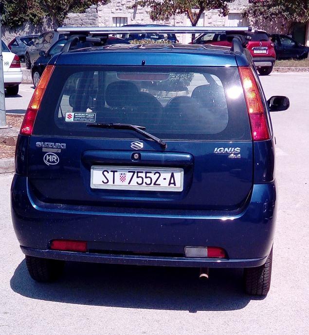 Suzuki Ignis 1.3 L GLX 4WD
