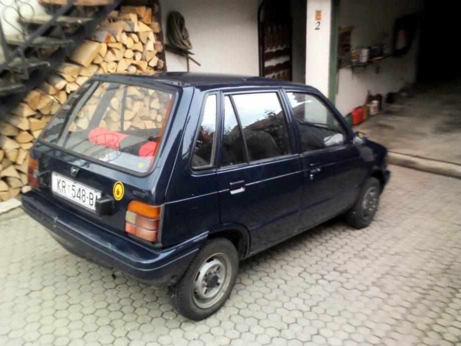 Suzuki Maruti 800  Zamjena Za Motor  1996 God