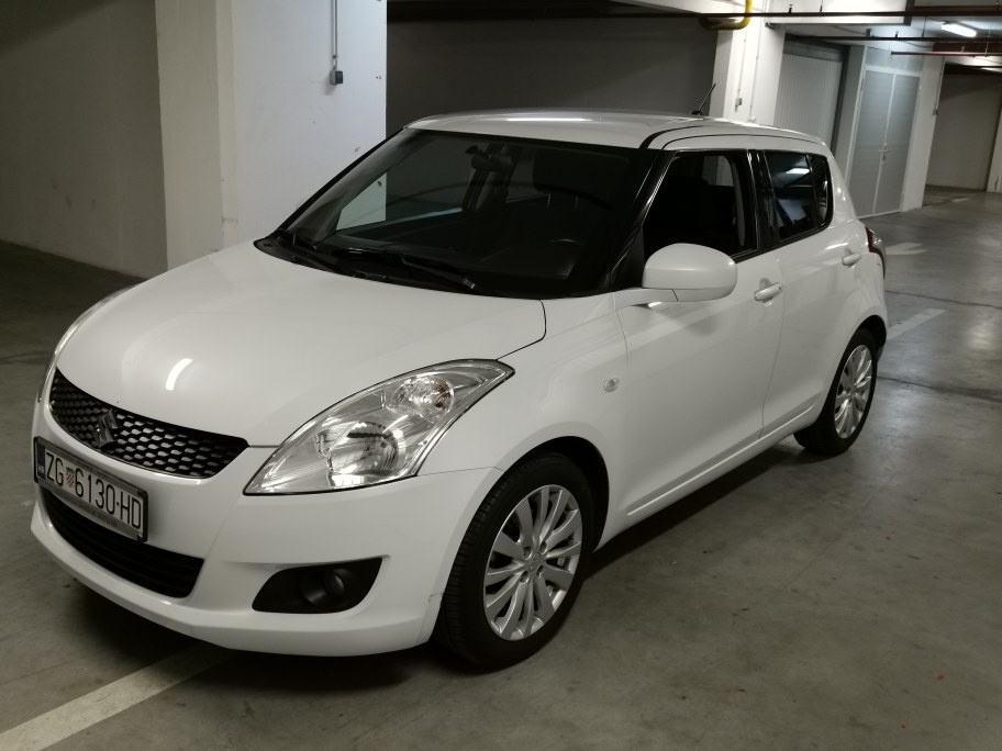 Suzuki Swift 1,2 GS AAC kupljen u Hrvatskoj - drugi vlasnik