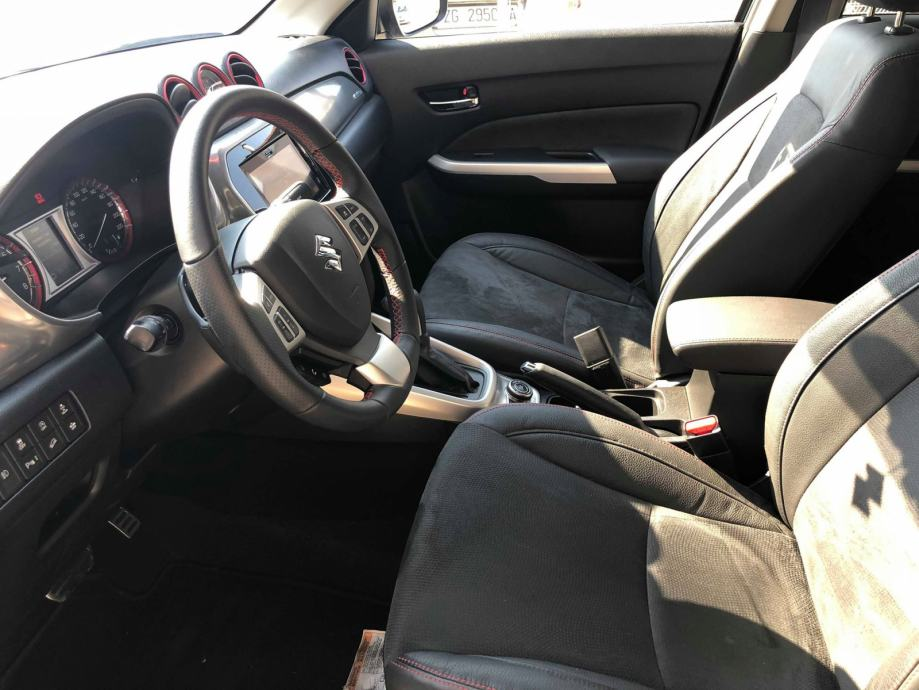 suzuki vitara 1 4 s boosterjet 4x4 automatik demo automobil 2018 god. Black Bedroom Furniture Sets. Home Design Ideas