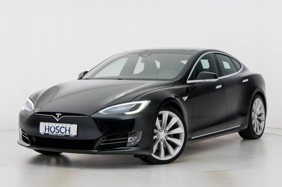 Tesla Model S 90D AWD Aut. FACELIFT inkl. SUPERCHARGER!