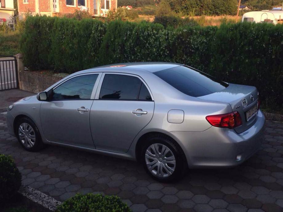 Toyota Corolla 1.4 D4d Tyyppiviat