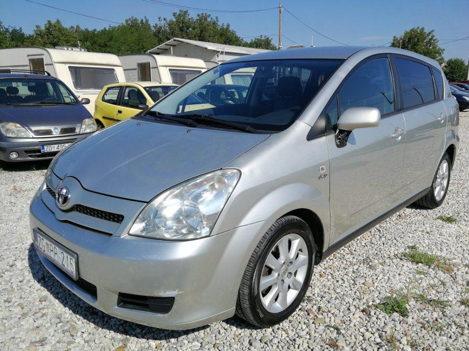 Toyota Corolla Verso 2,0 D-4D