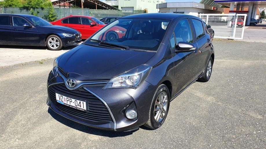 "Toyota Yaris 1,0 VVT-i Comfort, 15"" alu, od 1. vlasnika, servisna"