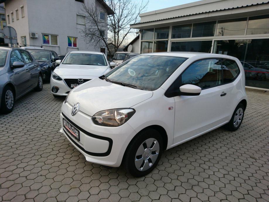Volkswagen up! 1.0 Take up!, SERVISNA KNJIGA, GARANCIJA