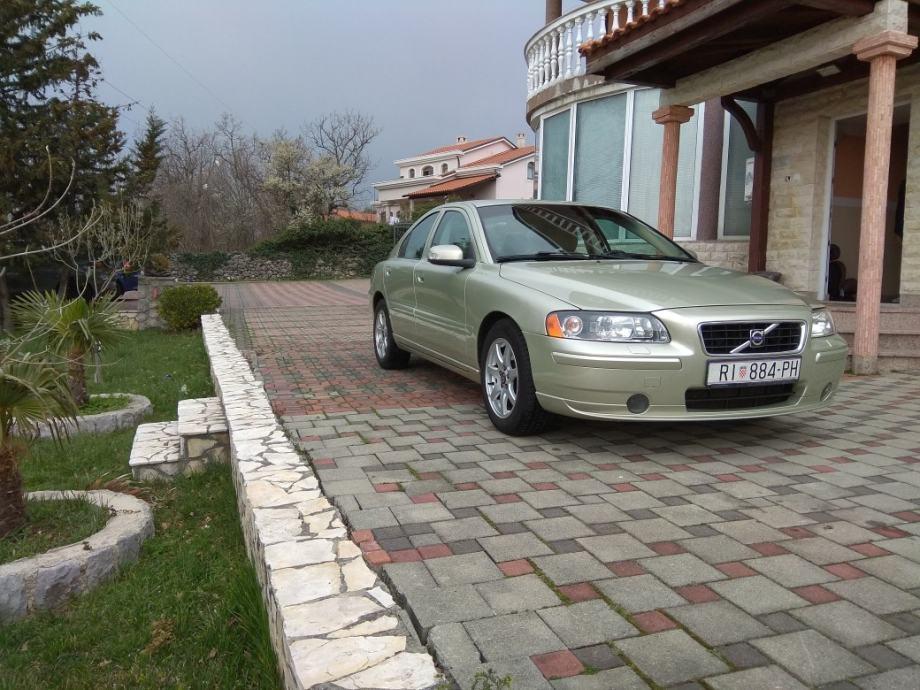 Volvo S60 D5 automatik