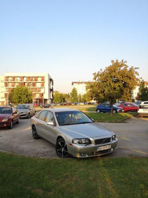 Volvo S80 2,4 D5 automatik
