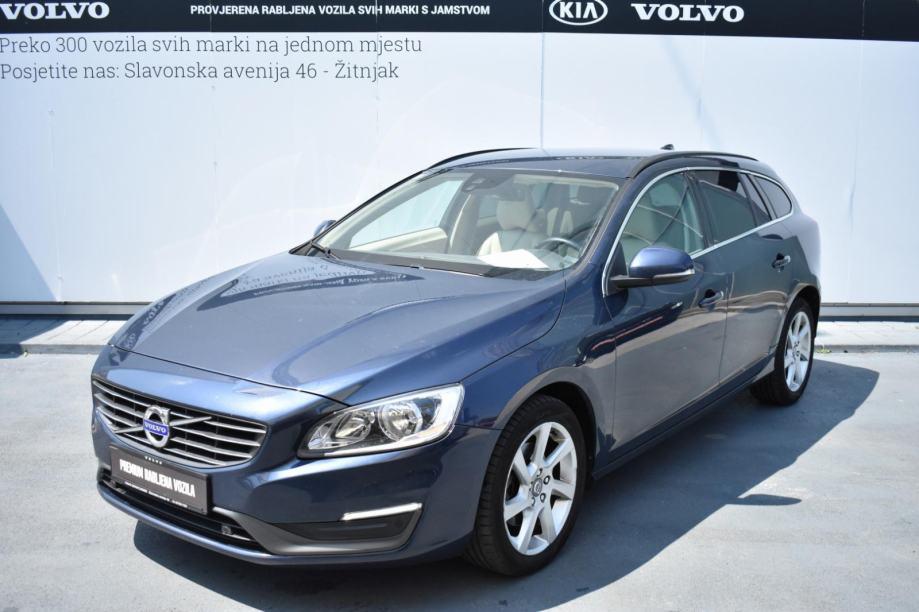 Volvo V60 1.6 D2 MOMENTUM,ALU,TEMPOMAT, 2 GODINE GARANCIJE