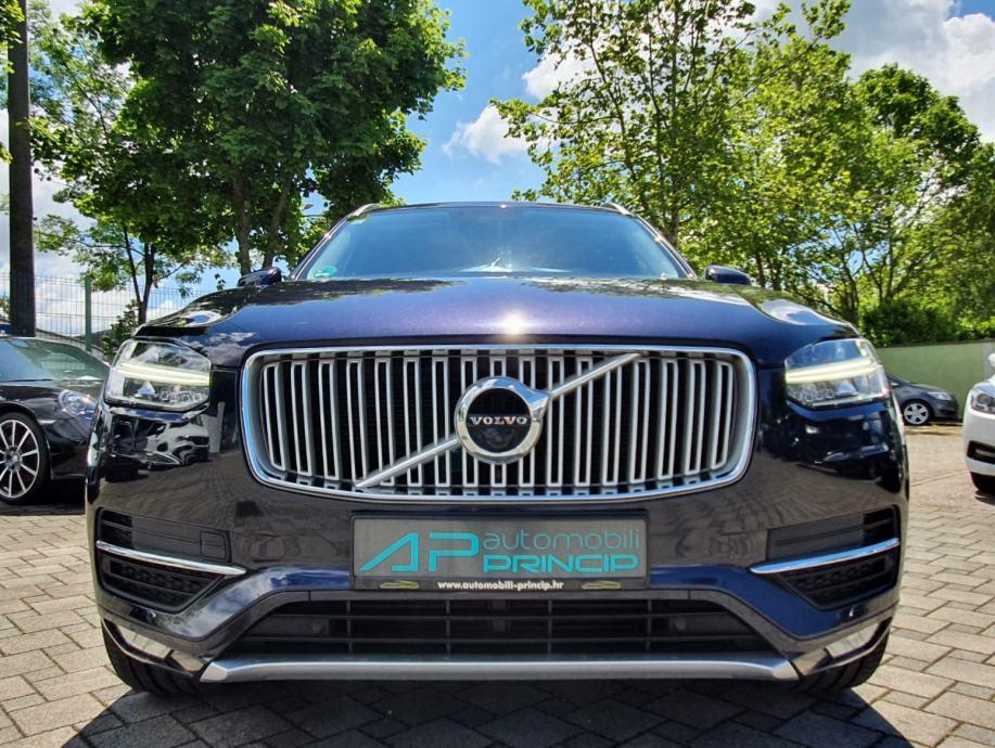 Volvo XC90 D5 AWD ˝Inscription˝  BLIND//LED//PANO//360°//FULL//7-ST//