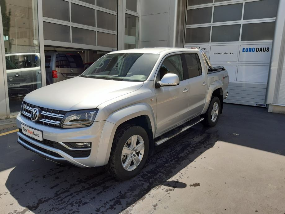 VW Amarok 3.0 automatik