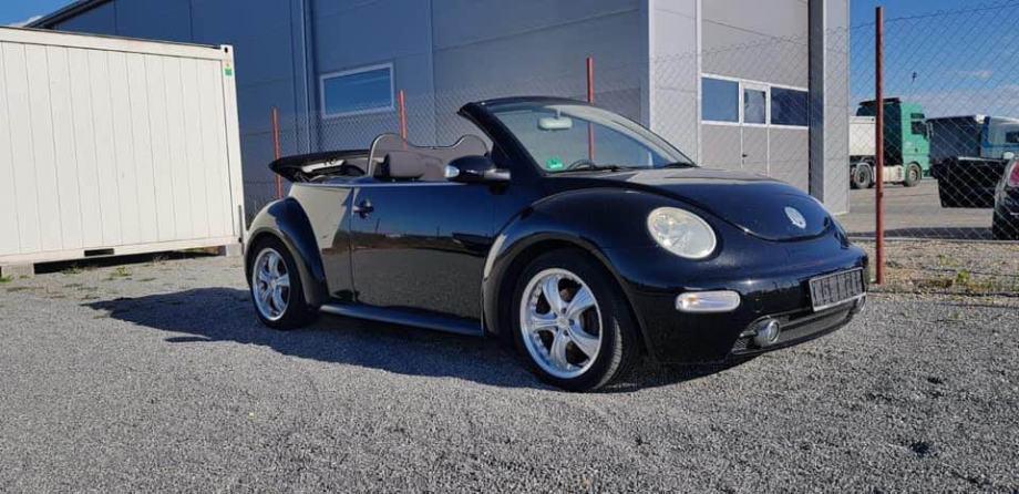 VW Beetle 1,6