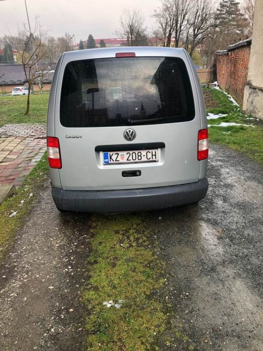 VW Caddy 2,0 SDI, 2004 god.