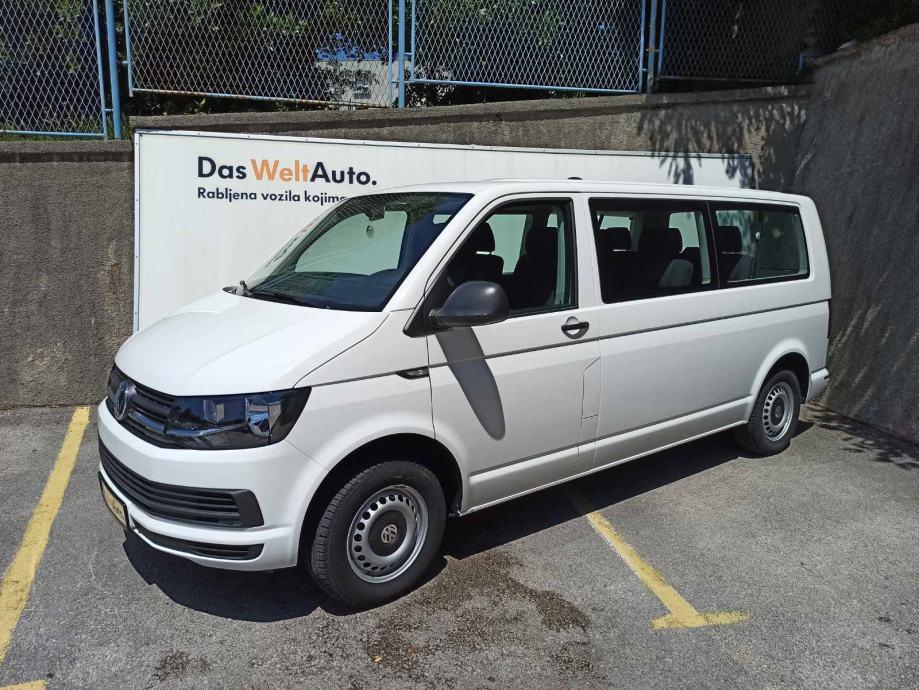 VW Caravelle 2,0 TDI Trendline