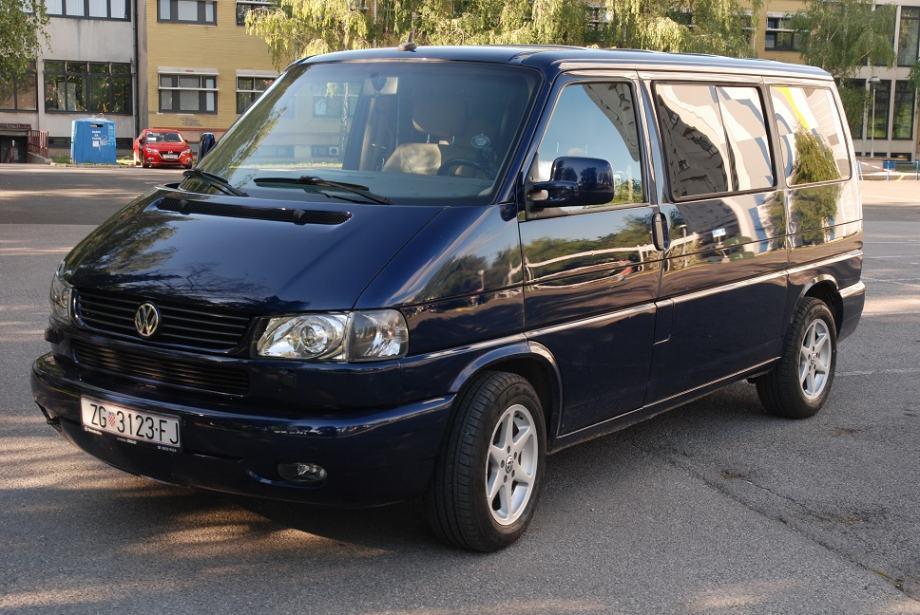 VW Caravelle 2,5 TDI  Syncro