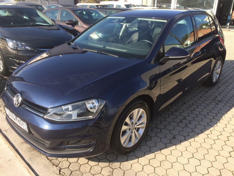 VW Golf 2,0 TDI DSG DISCOVER PRO,ERGO SJEDALA,96373 KM SERVISNA,1 VL.