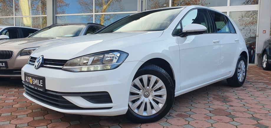 VW Golf 7 1,6 TDI 58000KM, HR AUTO, NOVI MODEL, GARANCIJA, LEASING