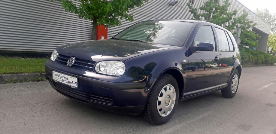 VW Golf IV 1,4i 16V - 95.000 km - kreditne kartice do 60 rata