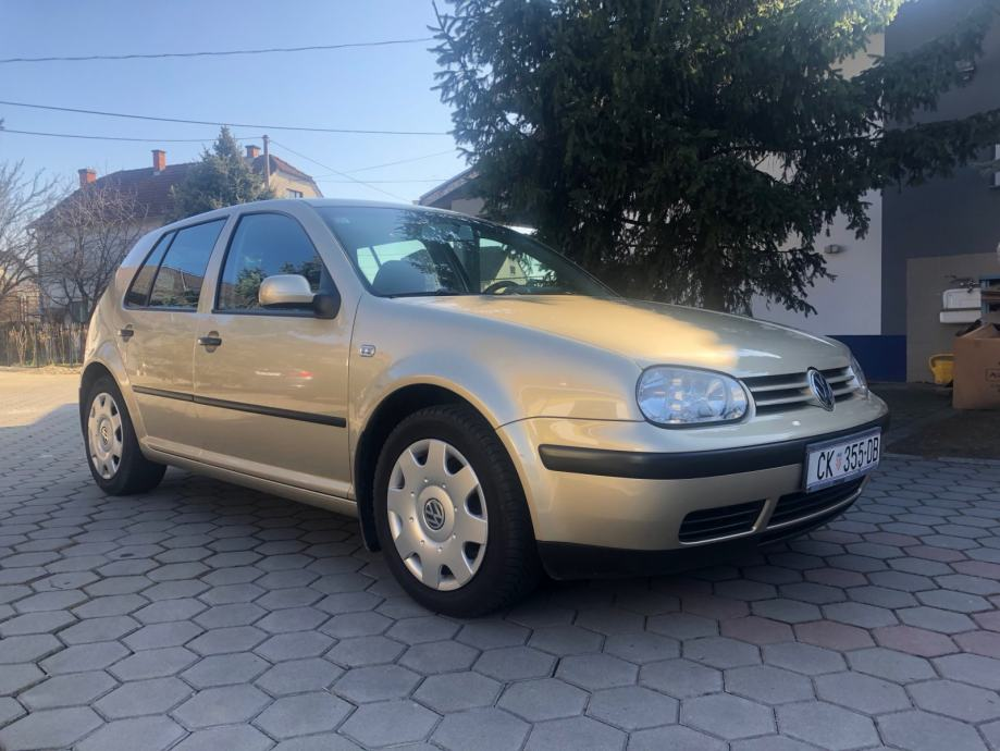 VW Golf IV 1,9 SDI, 112 000km, prvi vlasnik