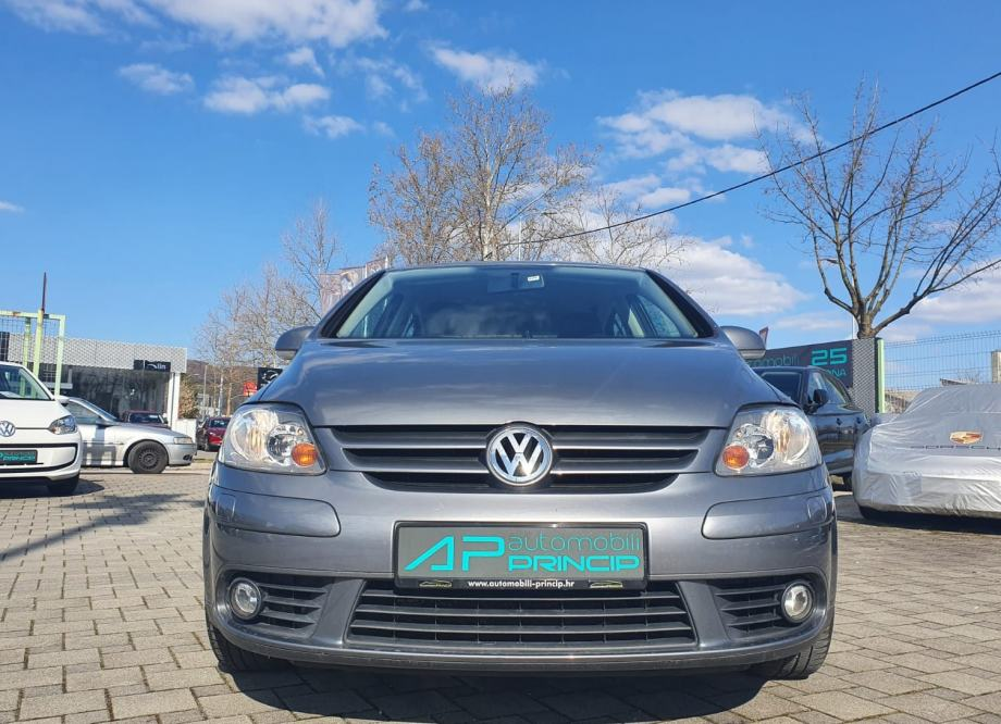 VW Golf Plus 1.9TDI ''GOAL''