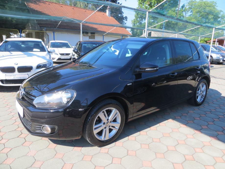 VW Golf VI 1,6 TDI,105Ks,Match,1Vl,Servisna,2012God,AKCIJA