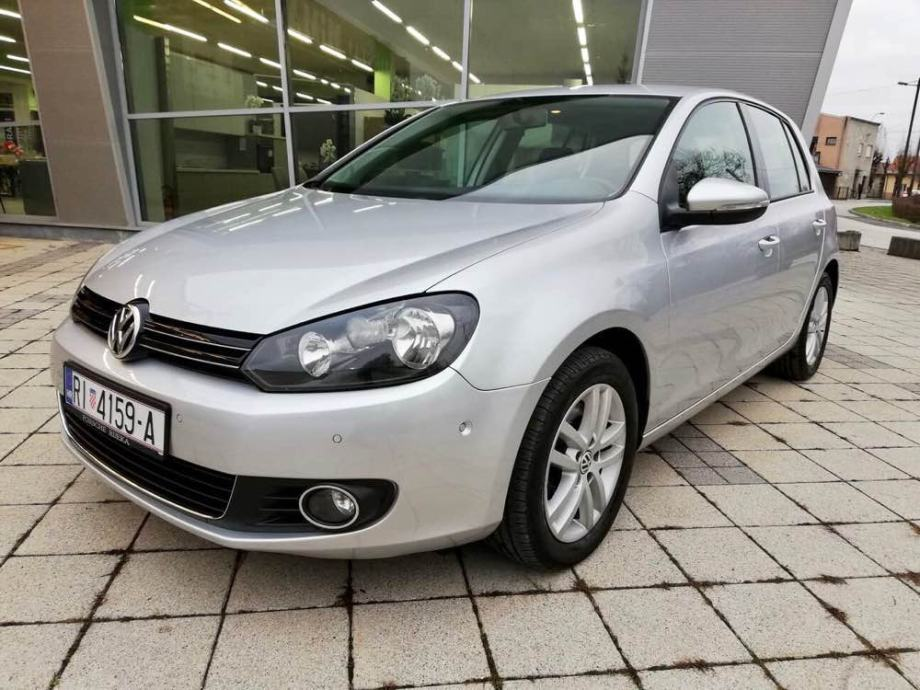 VW Golf VI 2,0 TDI HIGHLINE • 4 MOTOIN • 4x4 • 2012 g. • 150.000 km