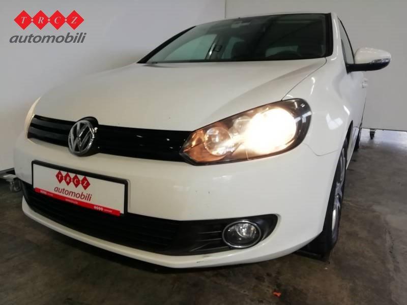 VW GOLF VI 2,0 TDI
