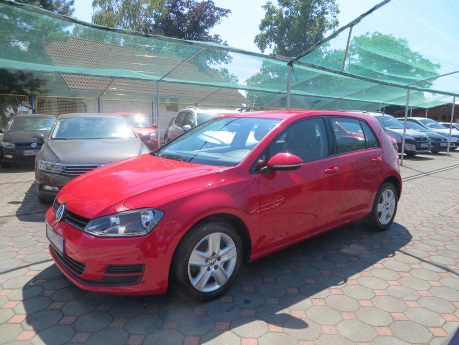 VW Golf VII 1,6 TDI BMT,105Ks,1Vl,Servisna,Kupljen u HR,Samo 107.000Km
