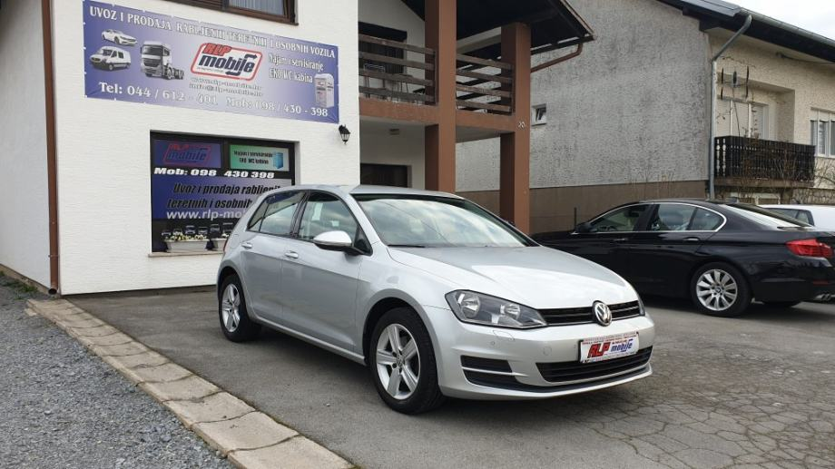 VW Golf VII 1,6 TDI BMT 110KS NAVI KLIMA BUSINESS-PREMIUM TOP STANJE!