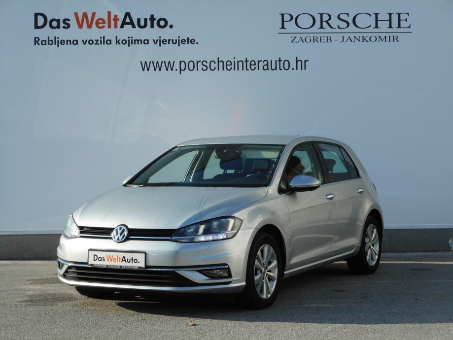 VW Golf VII 1,6 TDI Comfortline (***GRIJANJE SJEDALA, TEMPOMAT***)