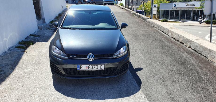 VW Golf VII 2.0 GTD 135 KW
