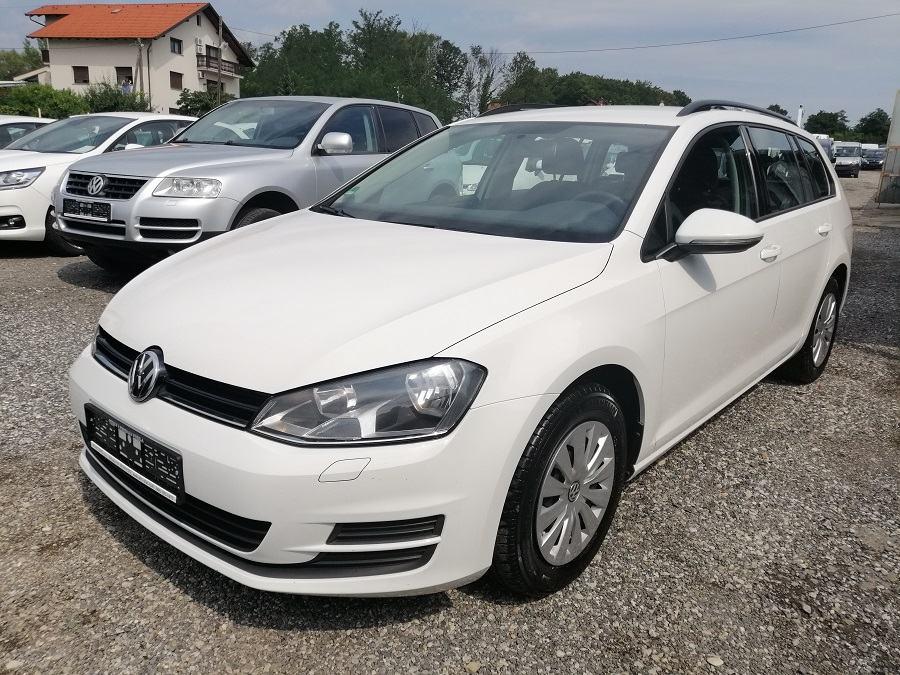 VW Golf VII Variant 1,6 TDI*Klima*Tempomat*2014.god.*