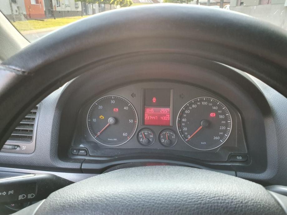 VW Jetta 1,9 TDI REG.03/2020, 2008 god.
