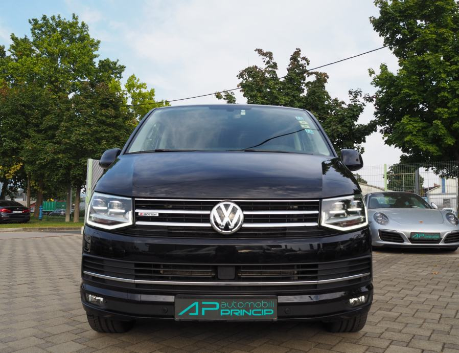VW Multivan 4motion 2.0TDI DSG ¨HIGHLINE¨