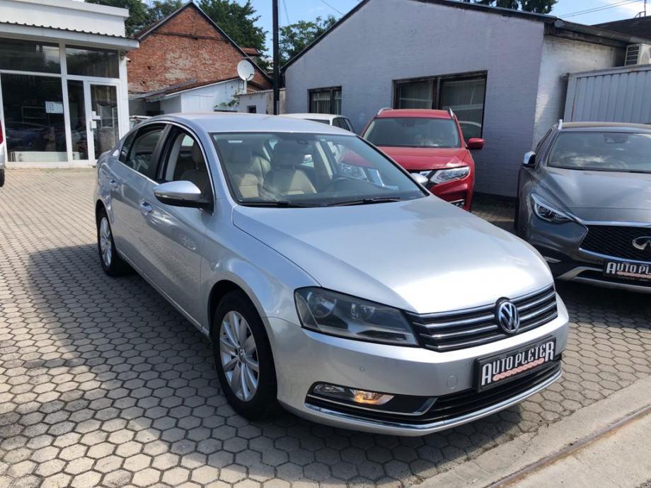 VW PASSAT 1,6 TDI COMFORTLINE, DSG AUTOMATIC, 4X GARANCIJA!