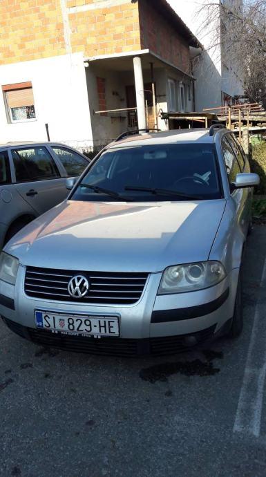 VW Passat 1,9 TDI, Registriran 12/2020, Nove Zimske Gume