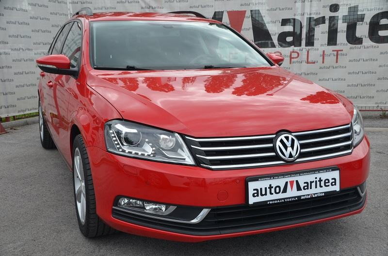 VW Passat 2.0 TDI DSG automatik * FULL OPREMA* 2 GODINE GARANCIJA