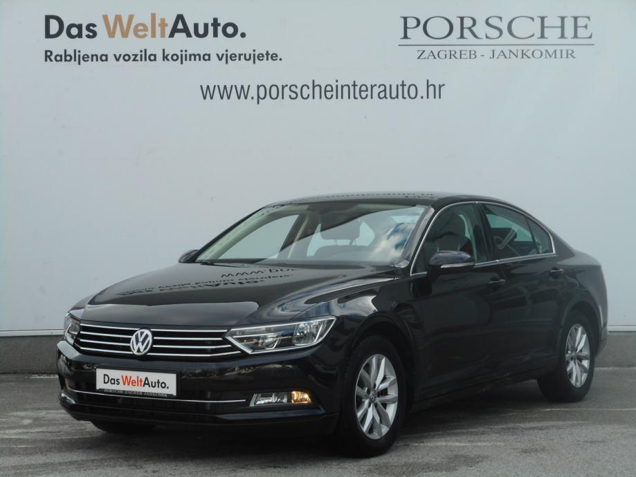 VW Passat 2.0 TDI BMT DSG Comfortline (***TEMPOMAT, P. SENZORI***)